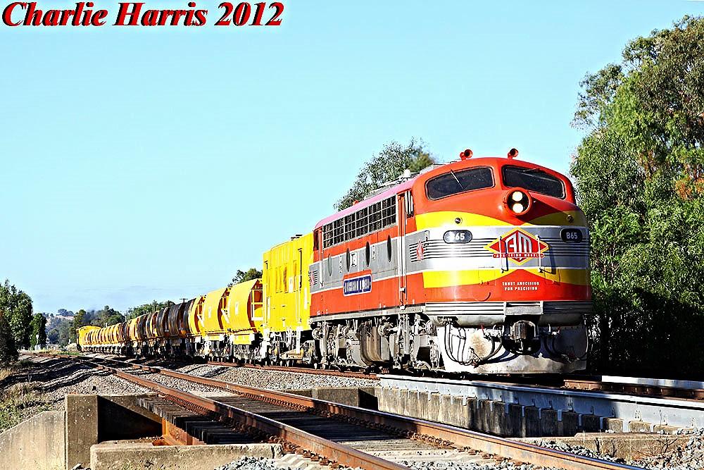 SSR B65 on # Avenel sm on Sunday 30-12-2012 by Charlie Harris