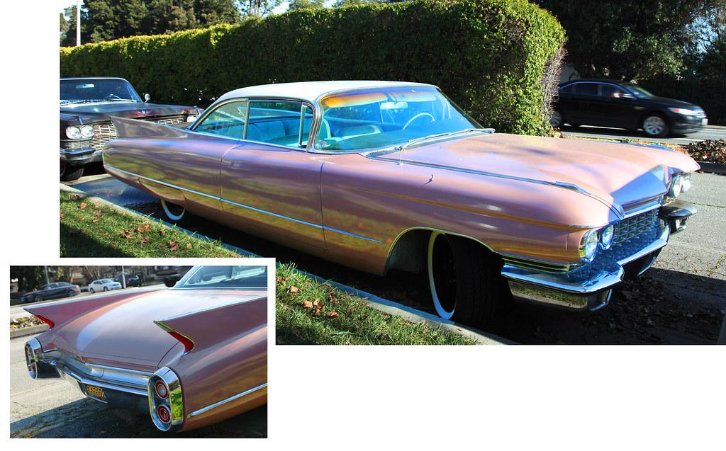 "California Cadillac Collection (3)   A ""Pink Cadillac ..."