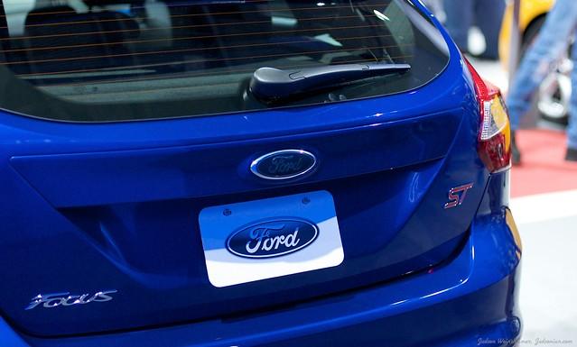 2013 Washington Auto Show - Upper Concourse - Ford 16