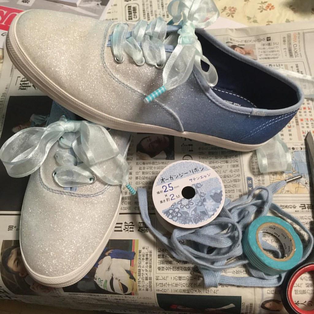 均 紐 100 靴