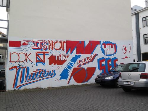 Art in Reykjavik 07 | by Hanataro