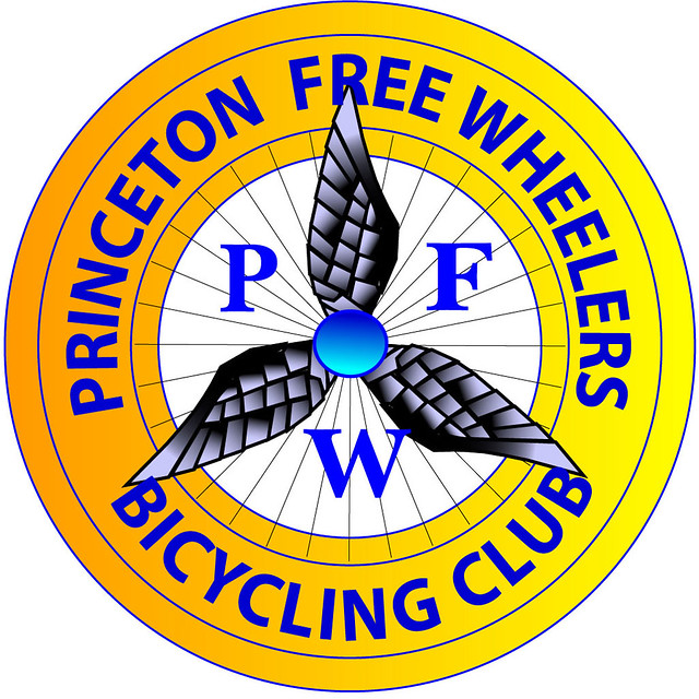 PFW Cycling logo