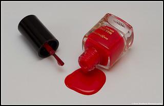 Splash of red | by Disco-Dan
