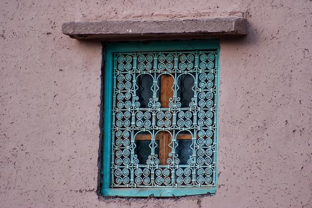 Window in Zagora