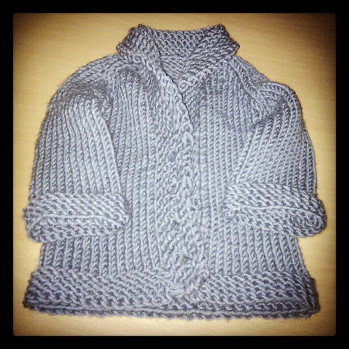 Finished object of the day #knitting | by schjerning