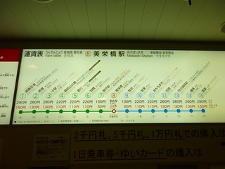 Miebashi Station | by Kzaral