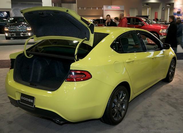 2013 Washington Auto Show - Upper Concourse - Dodge 2
