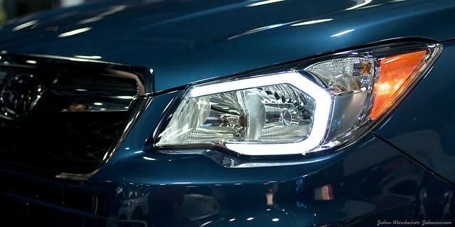 2013 Washington Auto Show - Lower Concourse - Subaru 3