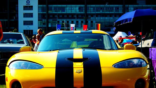 Dodge Viper GTS Design