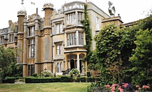 Knebworth House, Hertfordshire, June 1996