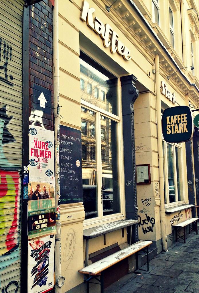 Hamburg trifft den Yelp CM @ Kaffee Stark | Foto von ...