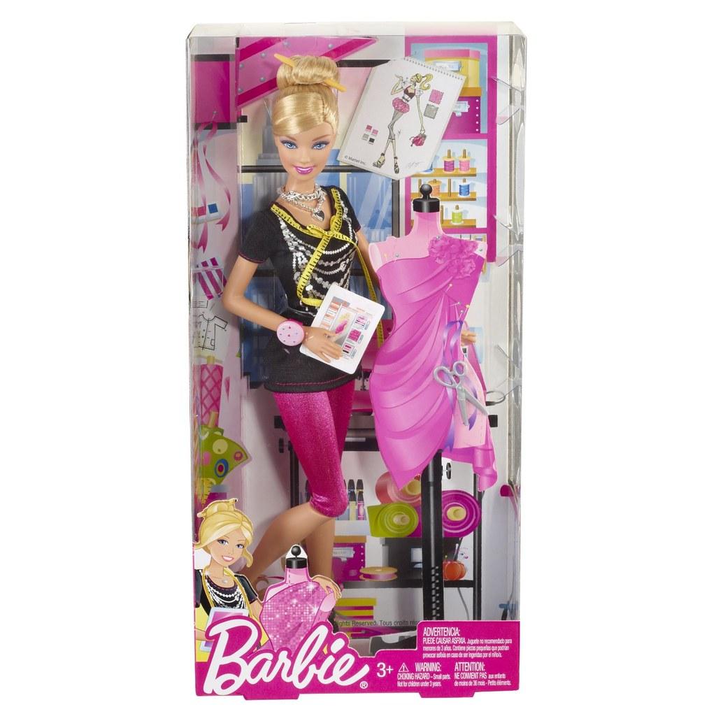 Barbie I Can Be Fashion Designer Doll Floral Bubblegum Flickr