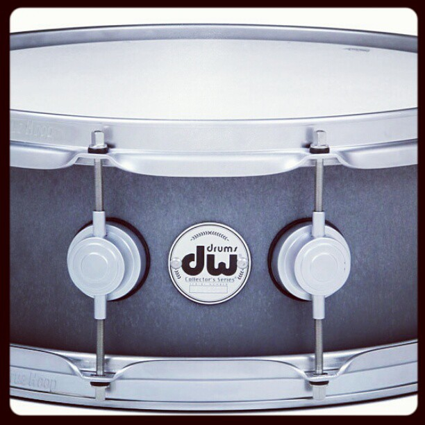 dw are making snare drums out of concrete i thought my bu flickr. Black Bedroom Furniture Sets. Home Design Ideas