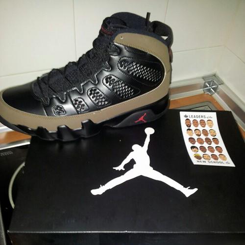 My new Jordan IX Olive | 2 Likes on Instagram 3 Comments ...