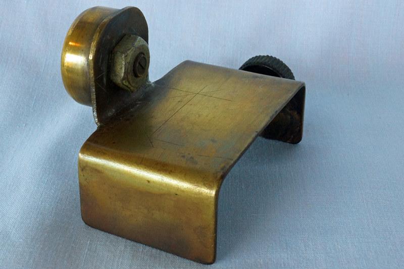 DSC01876 Clamp On Brass Level Piece