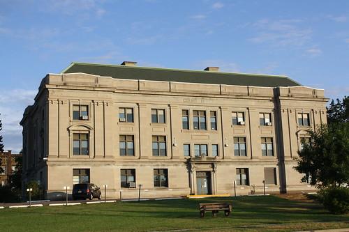 Ashland County Courthouse - Ashland, Wisconsin