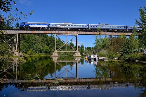 eastman quebec orfordexpress emd fl9 buddrdc domecar passengertrain oexx484 oexx