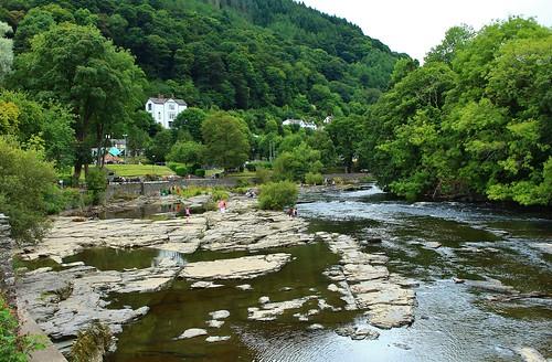 europe uk wales llangollen outdoor nature river riverdee trees simplysuperb greatphotographers