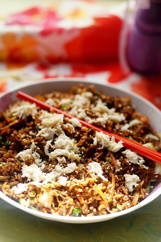 Crab Rice -edit