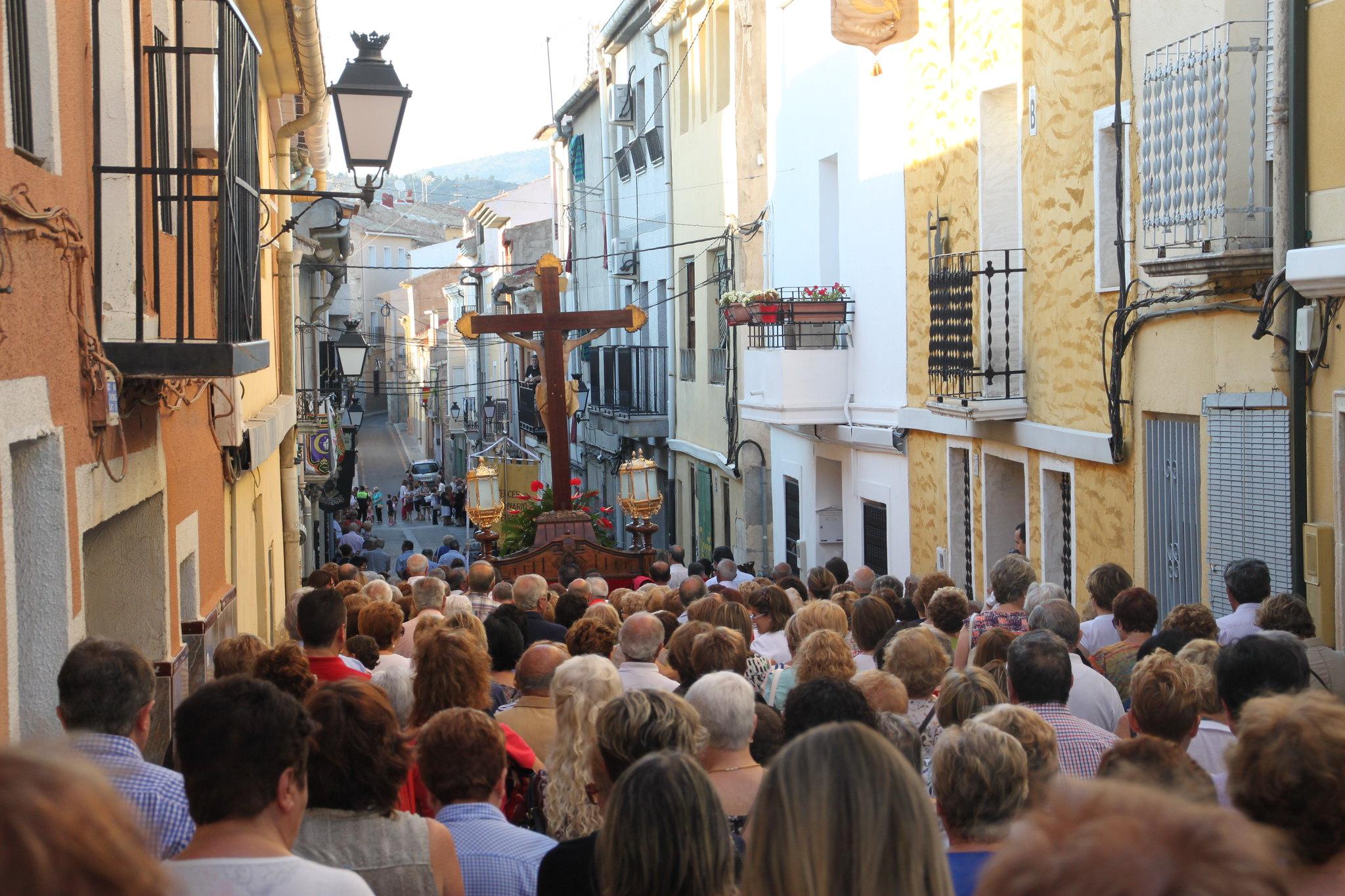 (2015-06-26) - Vía Crucis bajada - Javier Romero Ripoll  (208)