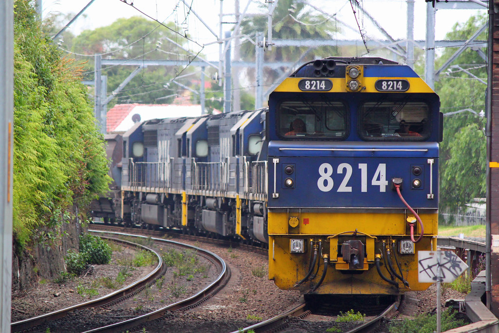 8214, 8221, 8206, 8218, 8216 AR87 Dulwich Hill by Thomas