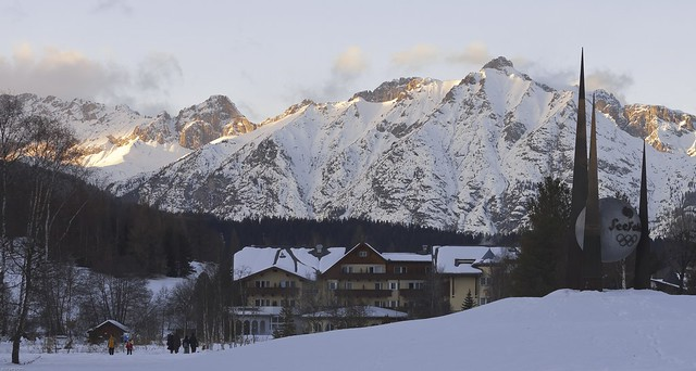 Blue Hour and Alpenglow in Seefeld [Explored]