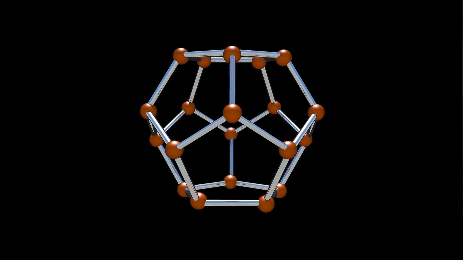 Dodecahedron correlaciones