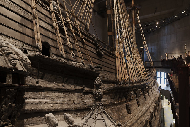 Vasa_Museum 1.4, Stockholm, Sweden
