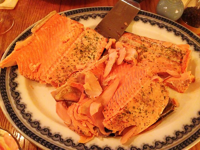 Tender Baked Salmon