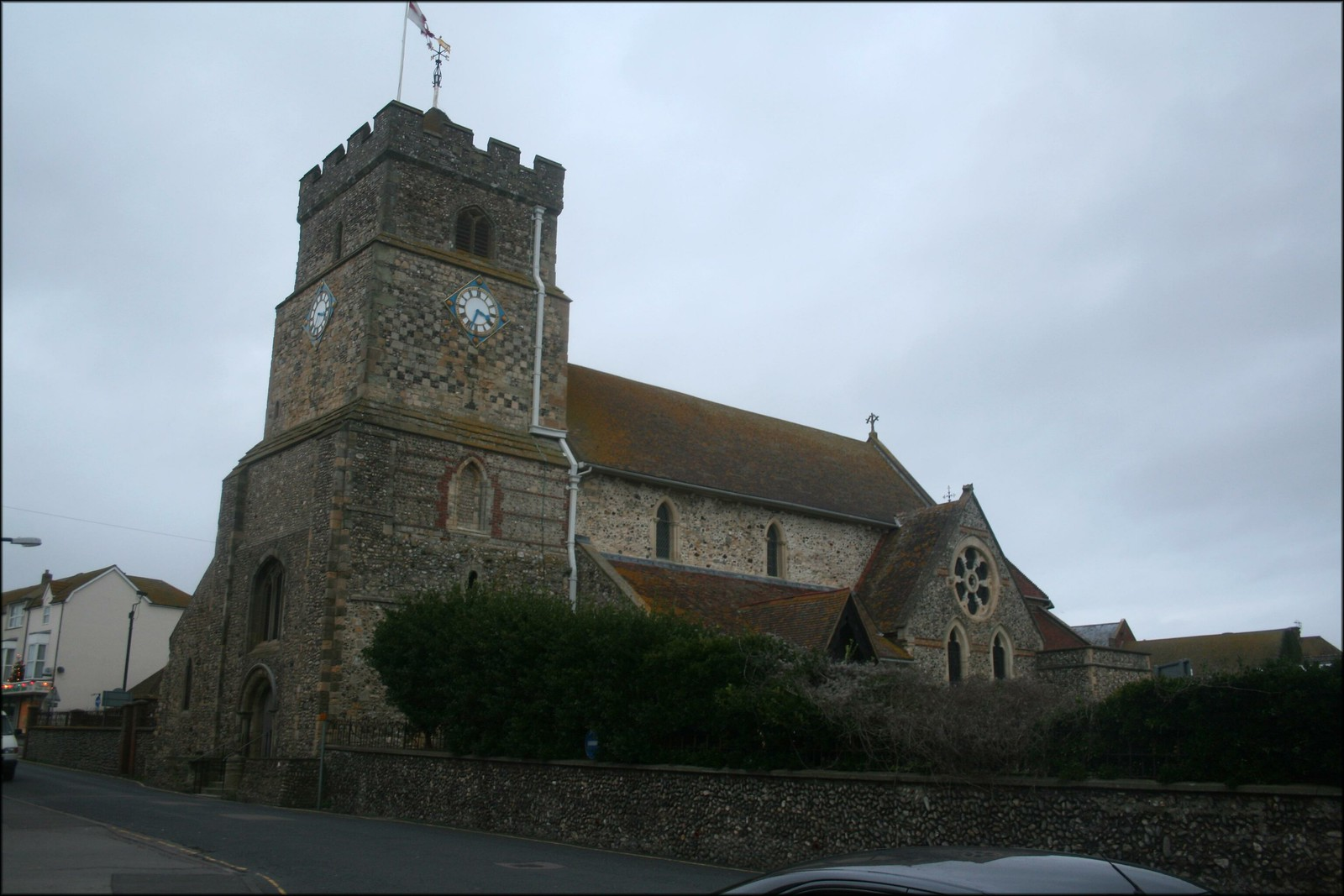 Church in Seaford, East Sussex