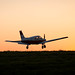 Sunset landing (19/365)