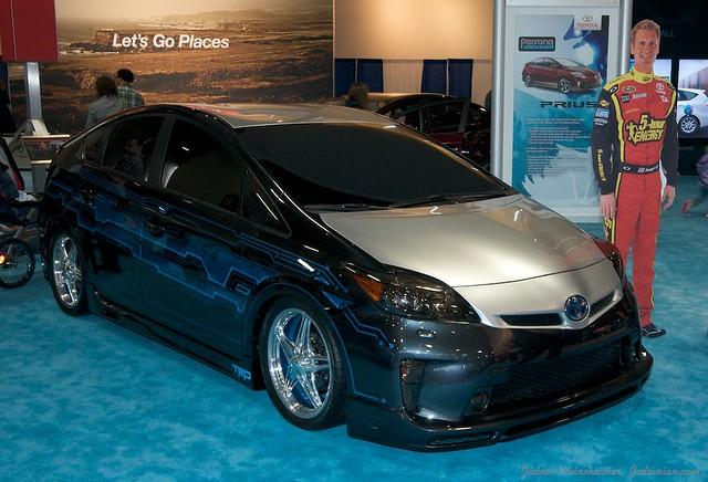 2013 Washington Auto Show - Upper Concourse - Toyota 1