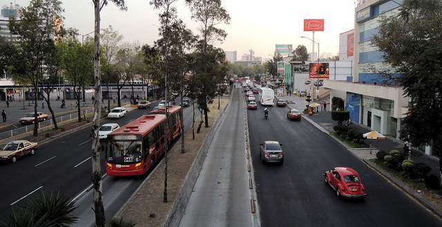 BRT, called Metrobus in DF by bryandkeith on flickr