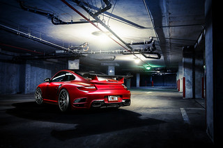 ADV.1 Fishy Red Porsche 4 | by GREATONE!
