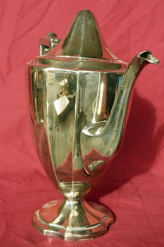 DSC01507 Wrought Right Silverplate Tea Pot