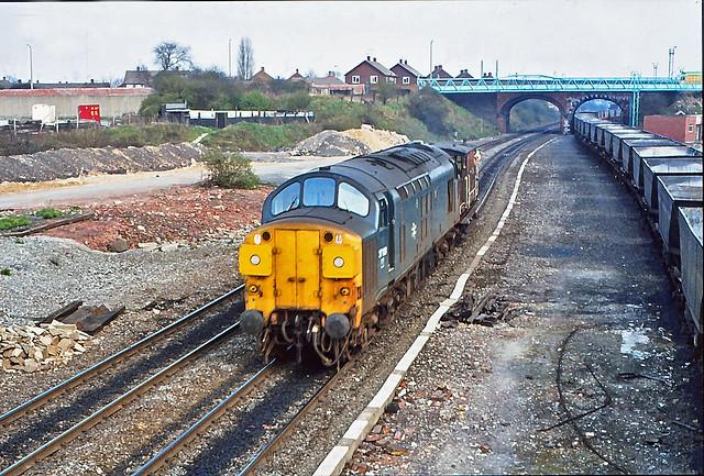 37109 Knottingley 14 April 1980