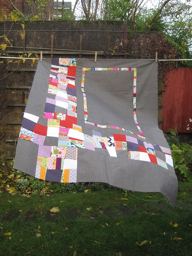 9-Bxed Quilt | by Sew Katie Did