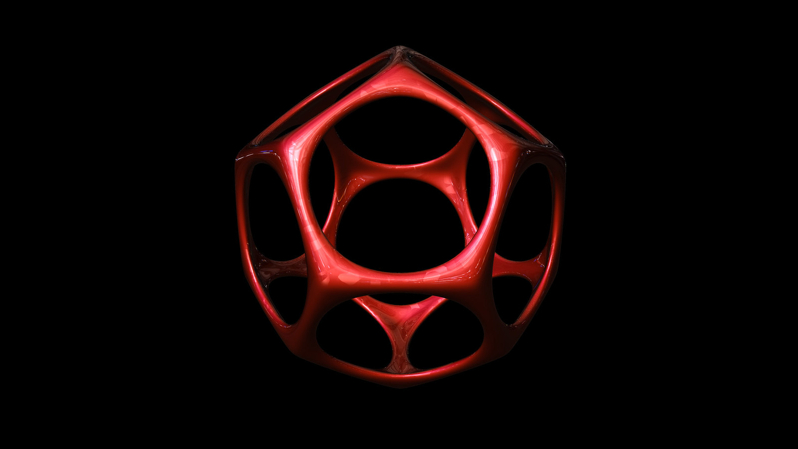 Dodecahedron soft