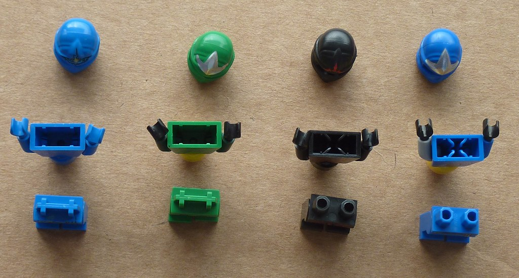 276ce050a46 BOLE fake ninjago | from the left, BOLE NRG Jay, BOLE Lloyd … | Flickr