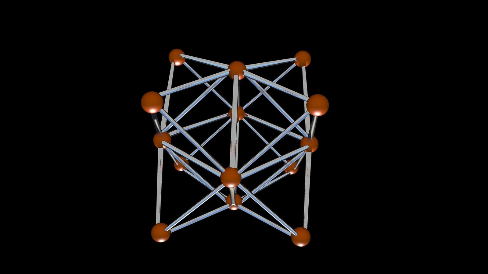 octahedron spiky correlaciones
