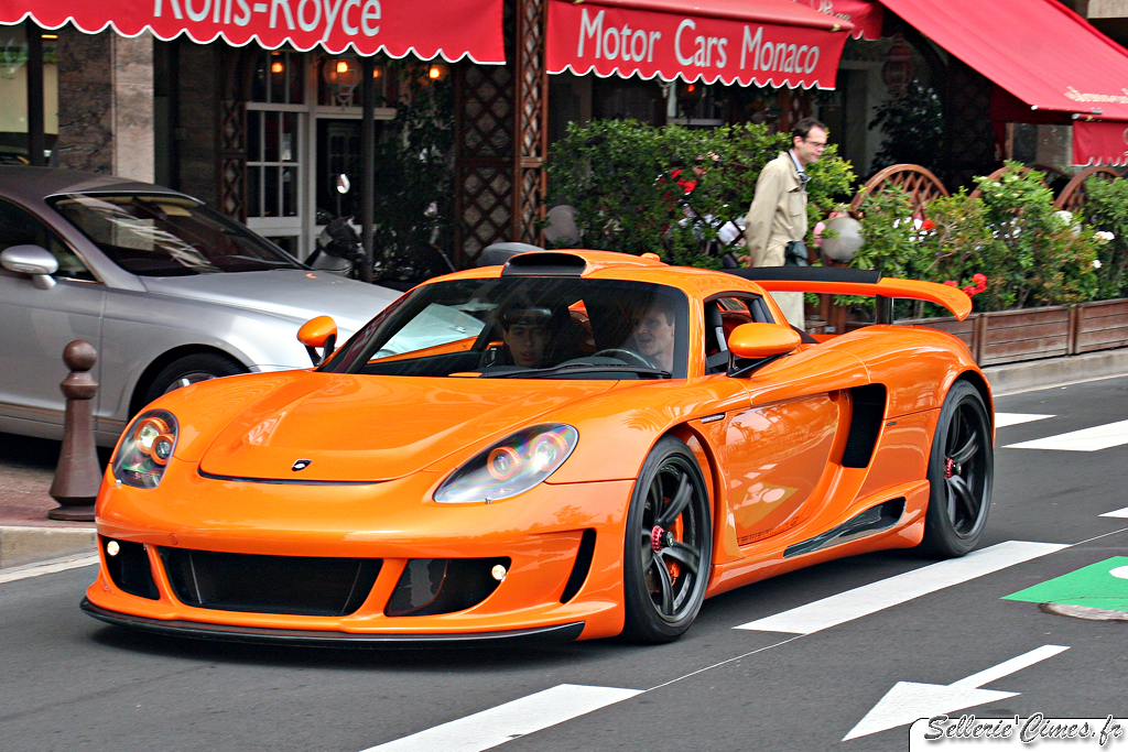 Gemballa Mirage Gt >> Porsche Carrera Gt Gemballa Mirage Gt You Can Also Follow