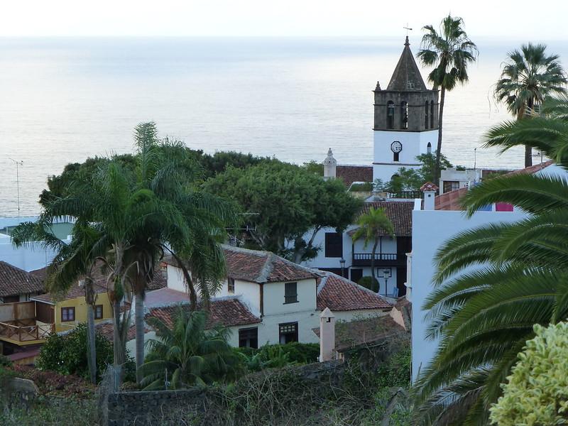 Iglesia de San Marcos Icod de los Vinos Tenerife