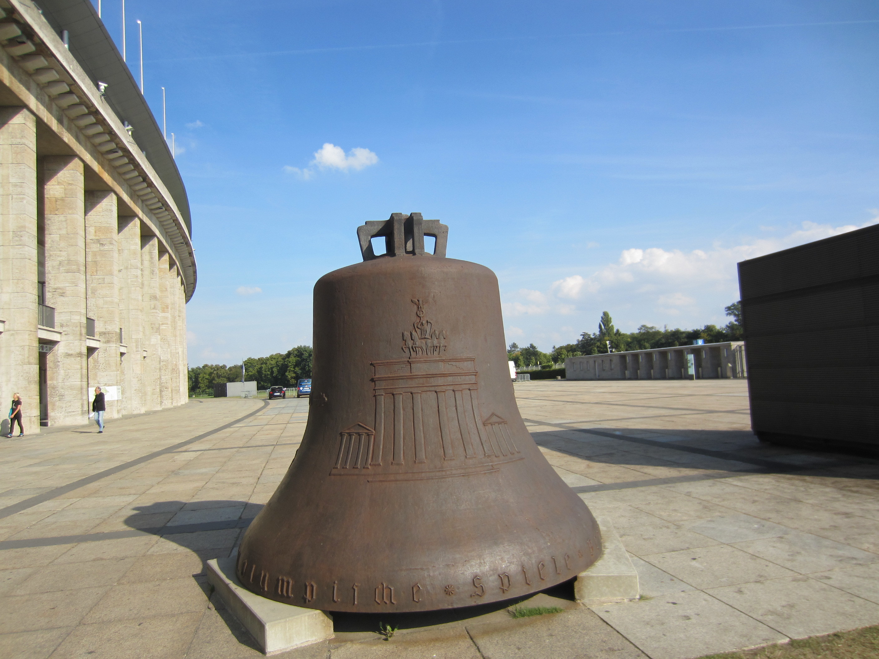 The Olympic Bell, Berlin
