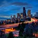Seattle 12th Street Bridge by Fresnatic