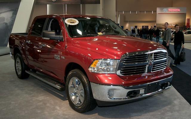 2013 Washington Auto Show - Upper Concourse - Dodge 4