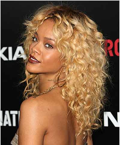 Top 10 Curly Celebrity Hairstyles Celebrities Are Always S