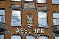 Asscher Diamond Factory detail