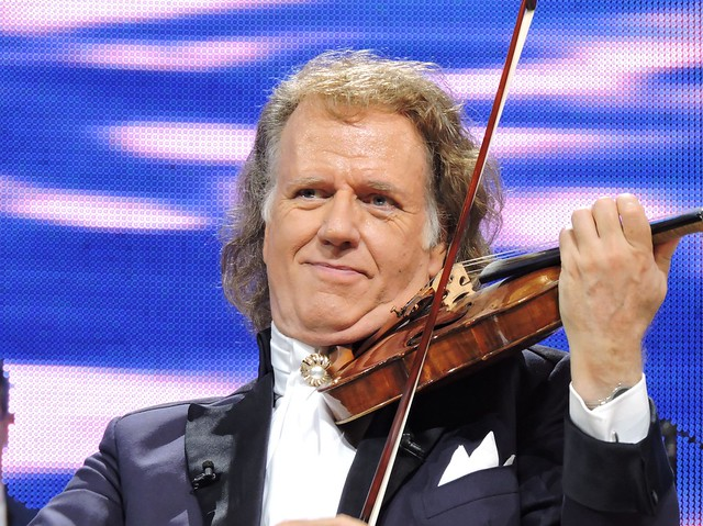 Andre Rieu, Wembley Arena, London, December 2017