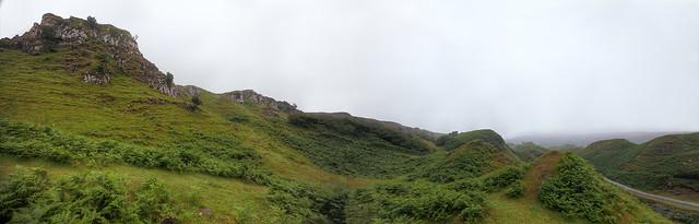 Castle Ewan and the Faerie Glen