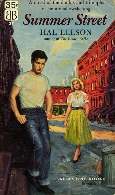 Ballantine Books 27 - Hal Ellson - Summer Street